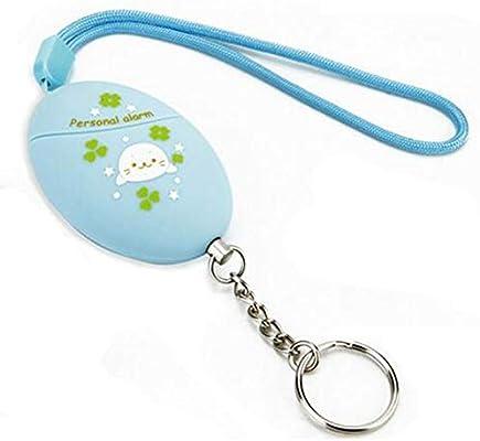 China Show 120dB Ovalado Emergencia Personal Alarm Keychain ...