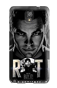 [BiUqweT317jaGYC]premium Phone Case For Galaxy Note 3/ Star Trek Movie Tpu YY-ONE