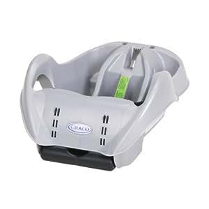 Graco SnugRide Classic Connect Infant Car Seat Base, Silver