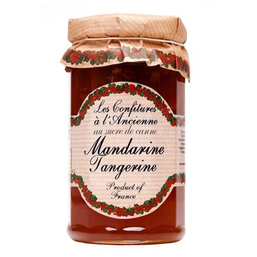 (Tangerine Jam Andresy All natural French jam pure sugar cane 9 oz jar Confitures a l'Ancienne,)