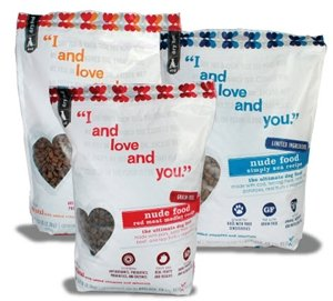I and love and you Nude Food Poultry Palooza 5lb Dog Food, My Pet Supplies