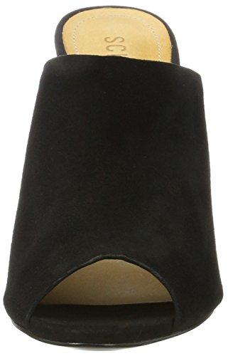 Schutz Damen S2-01480061 Pantoletten Schwarz (Black)