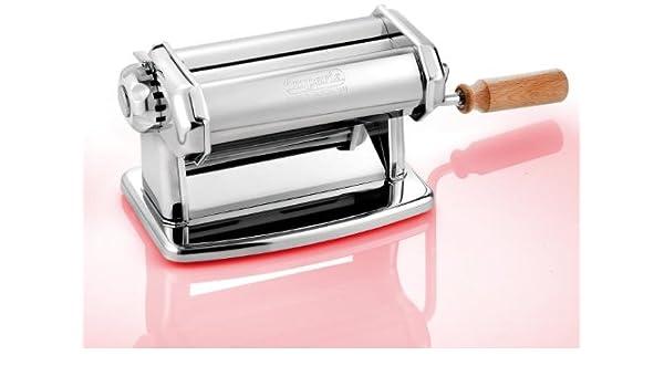 Original Italiano de Roll Imperia sfogl iatrice 150 Roller para pasta fimo Polymer Clay: Amazon.es: Hogar