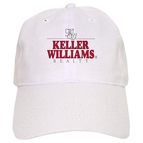 Keller Williams Realty Cap - Baseball Cap with Adjustable Closure, Unique Printed Baseball Hat