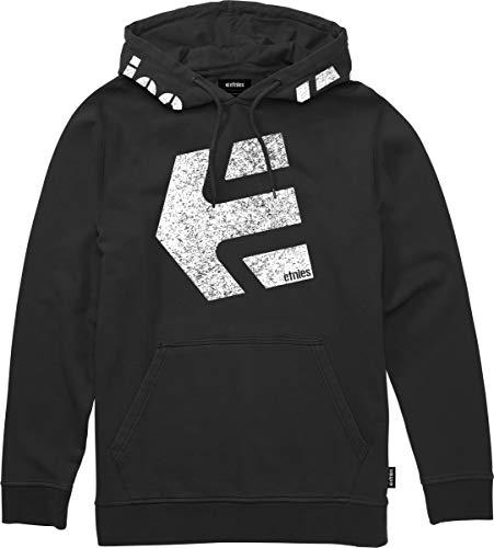 Etnies Men's Hype Hooded Fleece, Black M