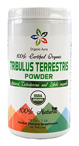 Certified Organic Tribulus Ter...