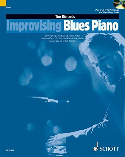 Improvising Blues Piano - Basics Keyboard Dvd