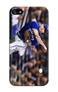 2015 CustomizedIphone 6 Plus Protective Case,Extraordinary Baseball Iphone 6 Plus Case/Toronto Blue Jays Designed Iphone 6 Plus Hard Case/Mlb Hard Case Cover Skin for Iphone 6 Plus