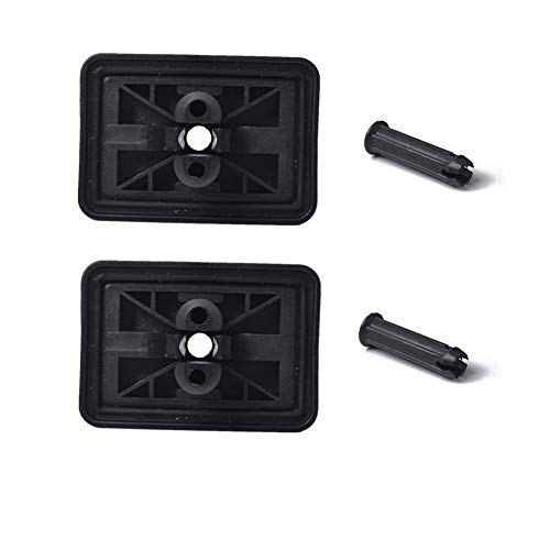 Chengstore Jack Rubber Mat Jack Support Plug Lift Block for BMW E46 E63 E64 E65 E86 51718268885 by Chengstore