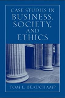 Sample case study in business ethics   reportspdf    web fc  com Scribd Business ethic case study