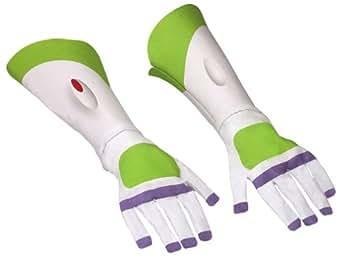 Toy Story: Buzz Lightyear Gloves - One Size
