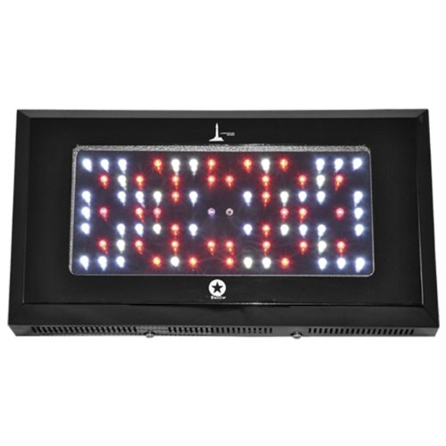 Lighthouse Hydro BlackStar Veg/Clone LED Grow Light, 240-watt