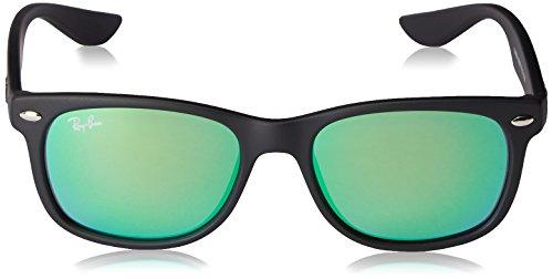 Ray-Ban - Lunettes , de soleil - 0RJ9052S Noir/Light Vert mirror Vert