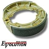 エボリューション(EVOLUTION)ドラムブレーキシュー EV-302S GN125 GS125 GX125R