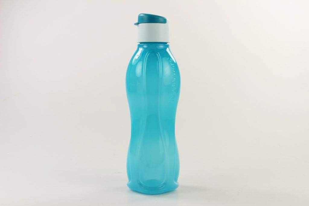 Tupperware Eco to Go 33772 - Botella ecológica (750 ml), Color Azul Turquesa