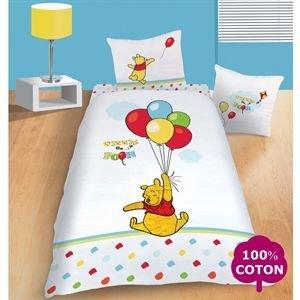 Disney Winnie Balloons Drap Housse 90X190/200: Amazon.fr: Cuisine