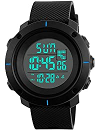 Kids Digital Sport Watch - Outdoor Waterproof Watch with...