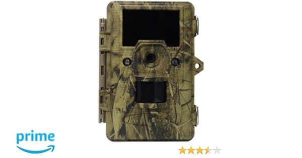 Cámara de Caza, aguardos, y vigilancia Keepguard 780, Infrarrojos Invisibles al ojo humano, 12 Mp, tiempo de disparo 0,4 segundos, Video Full HD, ...