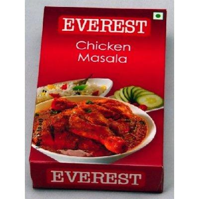 Everest Kitchen - Everest Chicken Masala 100 gms x 4 (4 Pack)