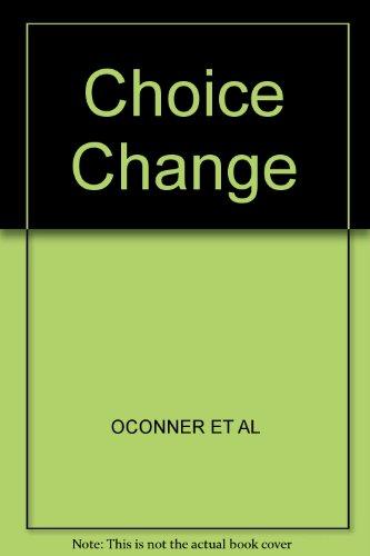 Choice Change by Longman Higher Education