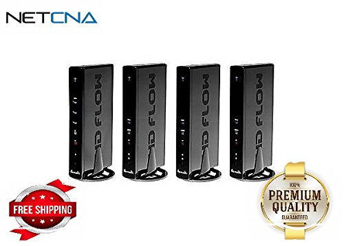 PeerAir HDS300-5 Pro Wireless AV Multi-Display System (1 x Transmitter, 5 x - By NETCNA by NETCNA