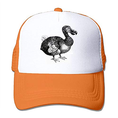 Dolores Joule Trucker Hats Baseball Caps Bird Dodo Extinct Mauritius Adjustable Caps Hat Mesh Adult Designs Personalized ()