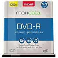 MAX638014 - Maxell 16x DVD-R Media