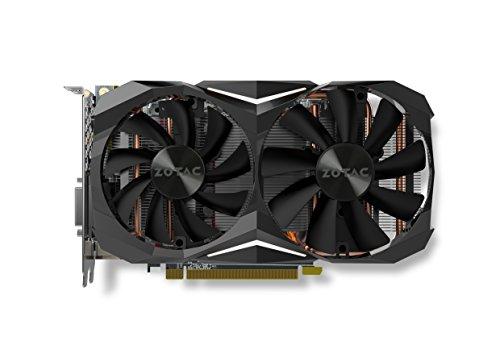 Amazon.com: ZOTAC GeForce GTX 1080 Mini 8GB GDDR5X VR Ready ...