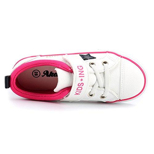 d19a34acac567 Alexis Leroy Scolaire Sneakers à scratch