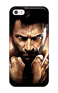 High Impact Dirt/shock Proof Case Cover For Iphone 5/5s (wolverine)