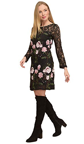 Manches 101 Longues Femme Robe Noir Idees gEqWrEnwa