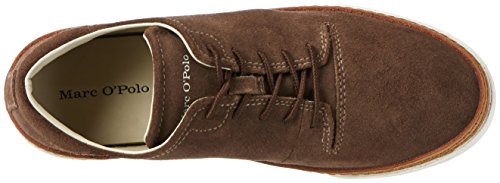 765 Scarpe O'Polo Lace Up 70123803401300 Stringate Marc Marrone Shoe Uomo Brown x1qwOxav