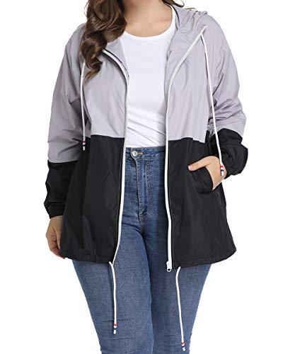 4xl rain jacket - 7