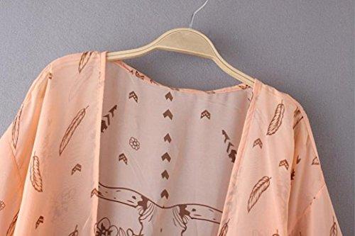 Kimono d' Femme Covermason Veste Chemisier HgFxxtq4w