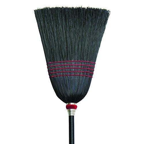 O-Cedar Commercial Janitor 100% Black Corn Broom Ocr61106 (Commercial Broom Black)