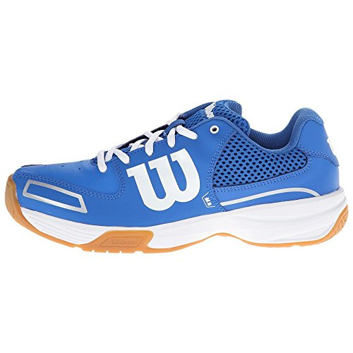 Wilson Unisex-Erwachsene Storm Tennisschuhe Blau (New Blue/New Blue/White)