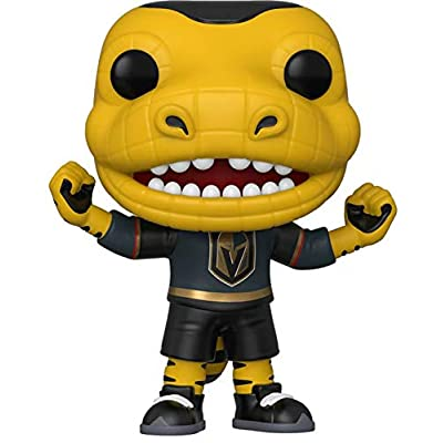 Funko POP! NHL Mascots: Vegas Golden Knights - Chance: Toys & Games