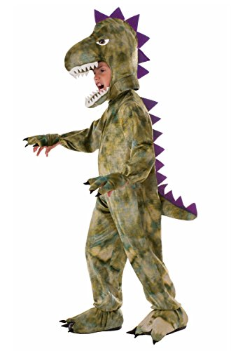Forum Novelties Kids Dinosaur Costume, Green,