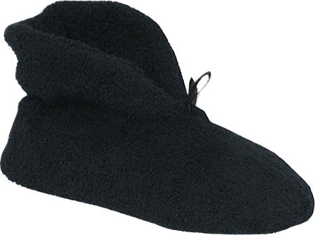 picture of Soft Ones Women's 15845 Slippers, Black,XL M US