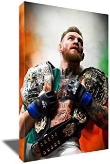 CONOR MCGREGOR QUOTE THE NOTORIOUS UFC MMA GIANT WALL ART PHOTO PRINT POSTER