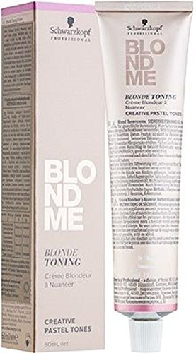 Schwarzkopf Blond Me Blonde Lifting Ice 60 Ml Amazonde Beauty