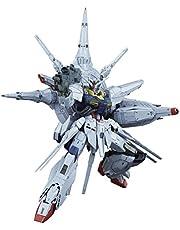 Bandai Hobby- Bandai MG 1/100 Providence Kit de Modelo Gundam Seed, Multicolor, 20,3 cm (BLW32 BAN215629)