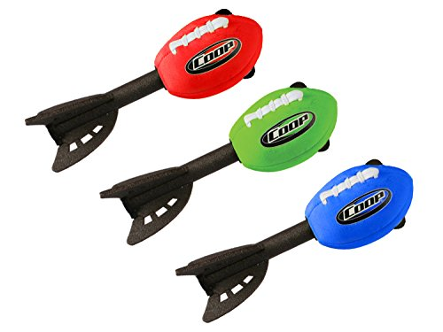 UPC 795861305110, Coop Hydro Whistle Dart Football - Colors May Vary