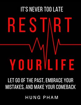 Restart Your Life Mistakes Comeback ebook product image