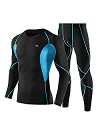 Sports Compression Suits Men Quick Dry Fitness Sportwear Tight Set