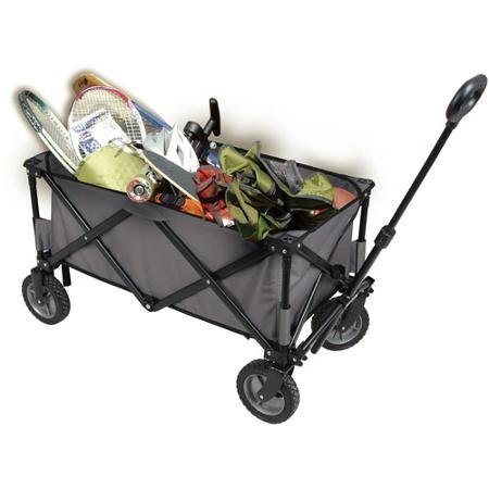 Ozark Trail Folding Wagon Gray