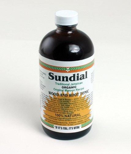 Jamaican Wood Root Tonic 16 oz