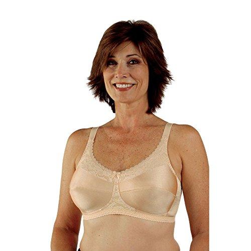 - Post Mastectomy Fashion Bra 770 by Classique 36C Beige