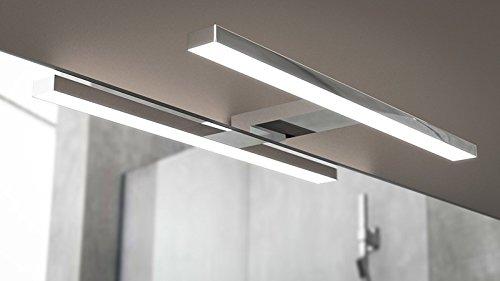 LAMPADA 30cm 4.8W luce a LED applique faretto specchio arredo bagno ...