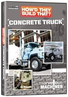 How'd They Build That?: Concrete - Definition Of Concrete